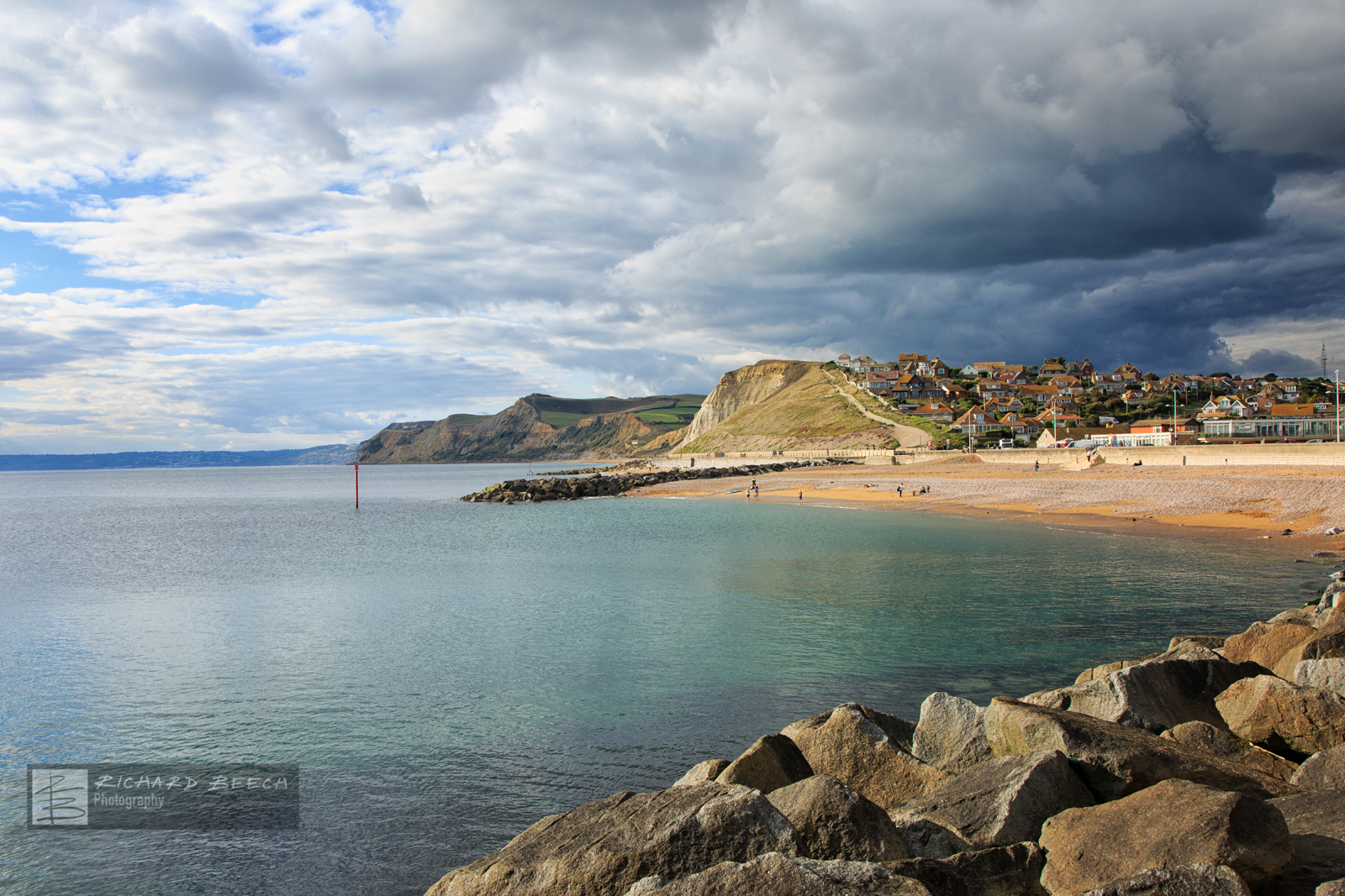 West Bay Beach and Rocks