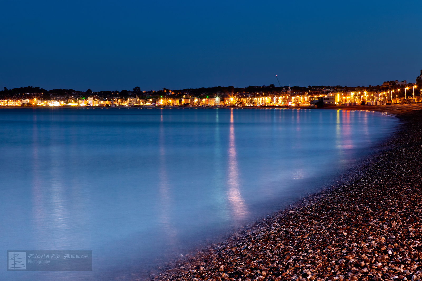 Weymouth Beach Long Exposure