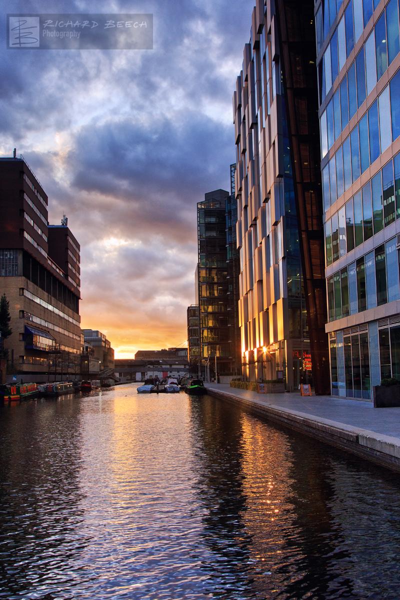 Regents Canal at Paddington