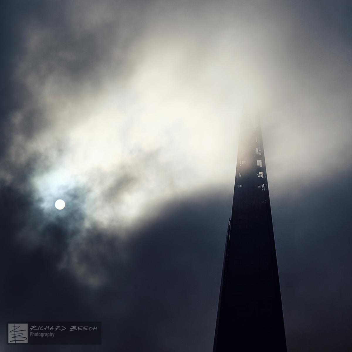Misty Morning Shard