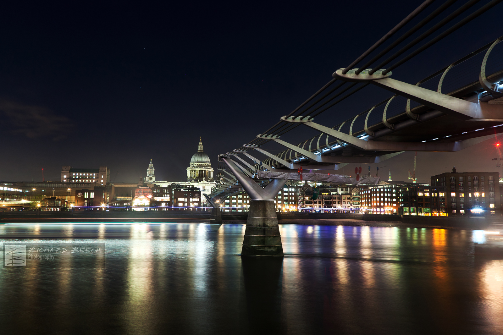 Thames by Night