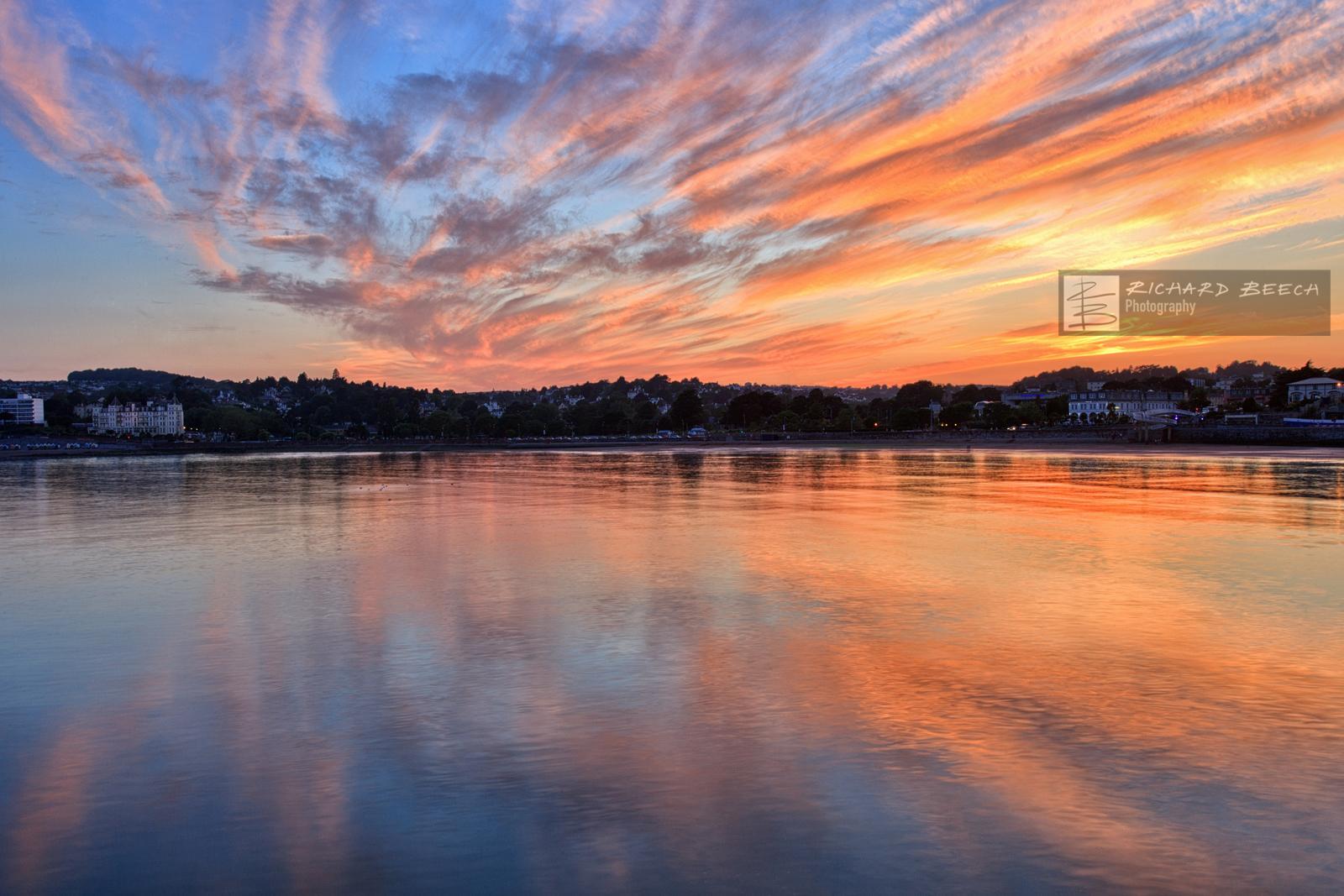 Torbay Sunset