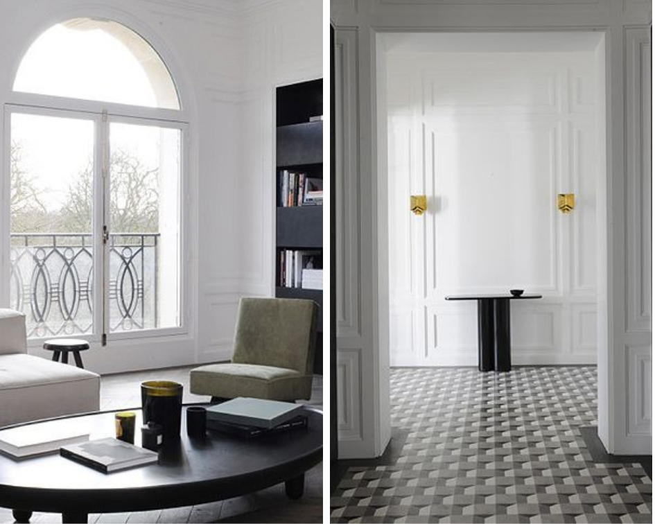 Neuilly Apartment by Joseph Dirand