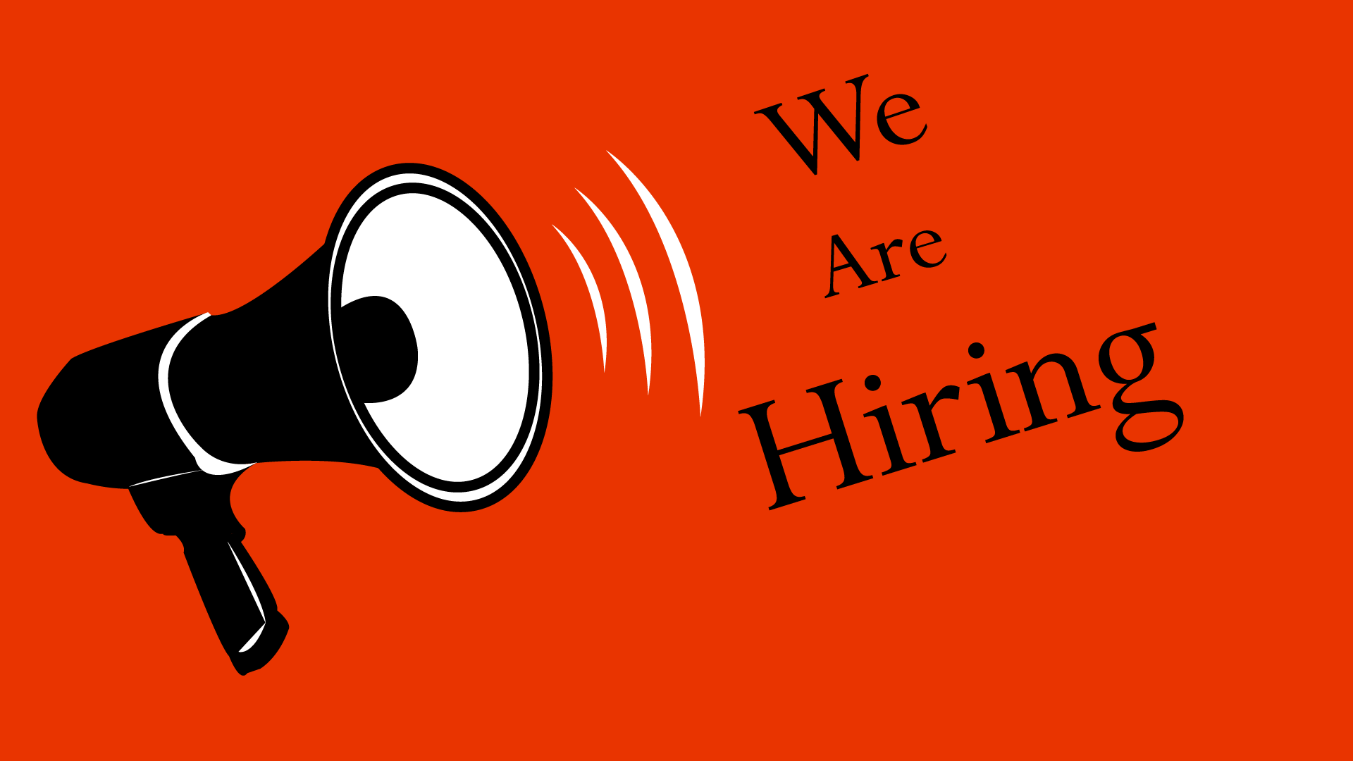 Join us! We have a vacancy for a new Office Manager. Click here to find out more!
