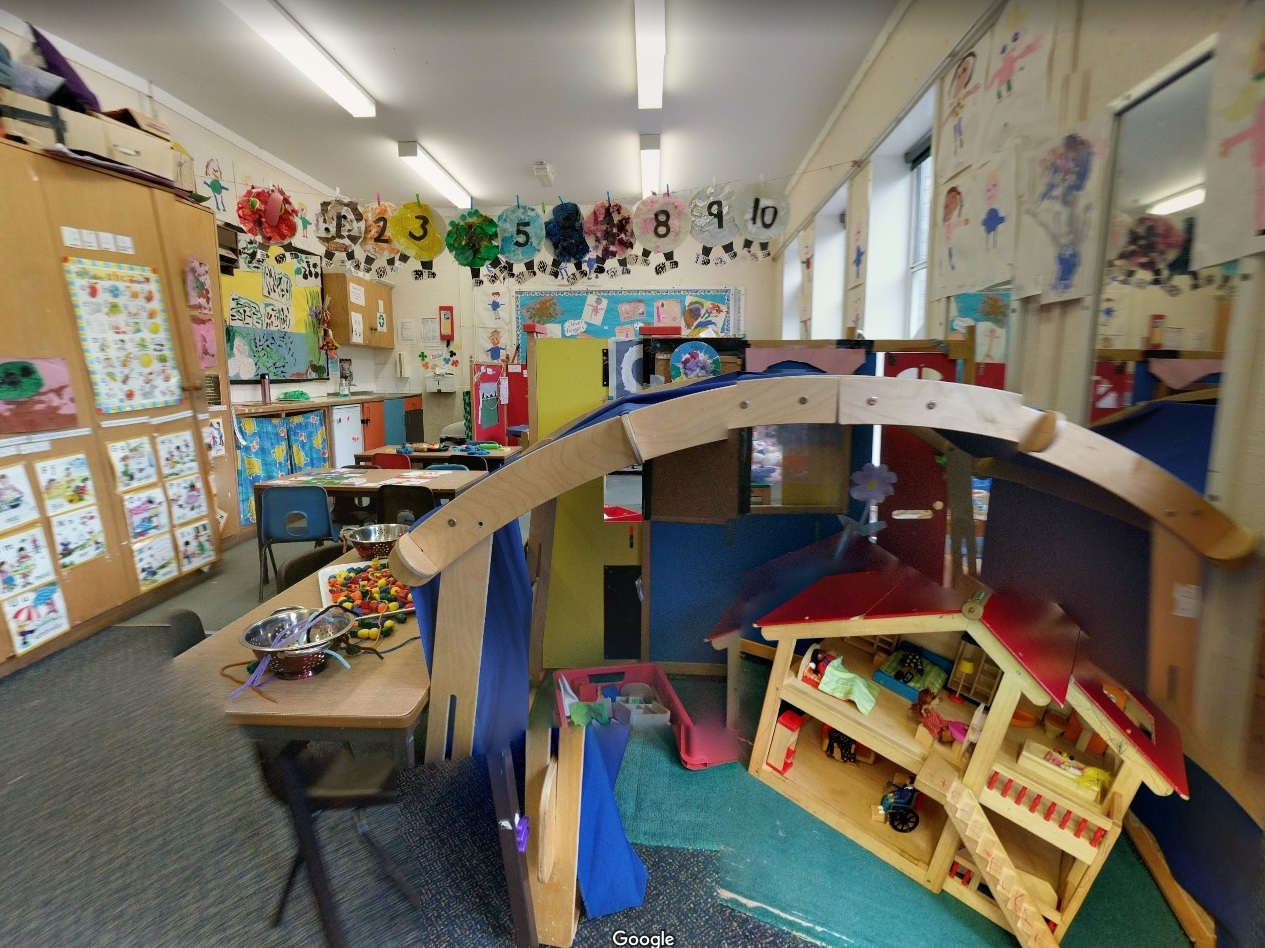 Our School site room provides an easy transition to life at Chudleigh Primary School.