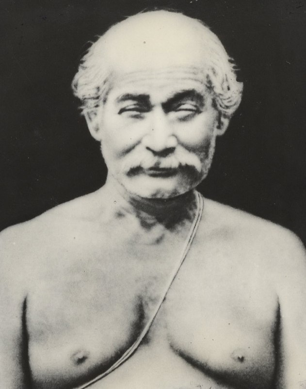 El gurú Lahiri Mahasaya
