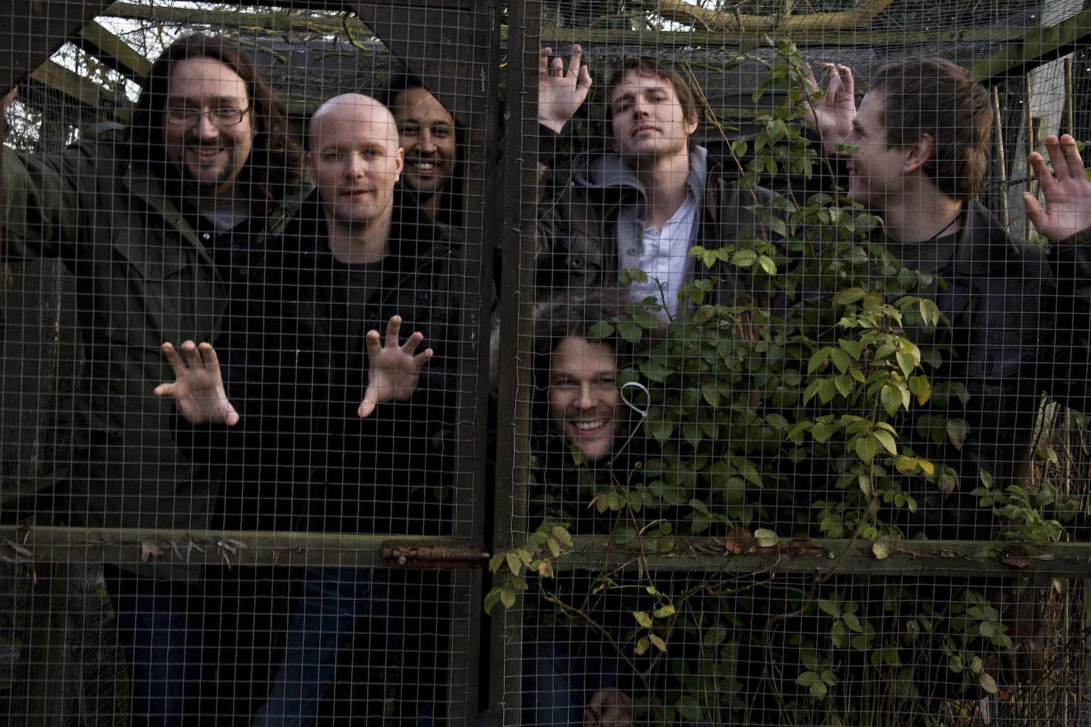 Adam Drake, Pat Illingworth, Richard Bundy,Alex Meadows, Tom Peters, Simon Jaymes, Photo by Emma Brown