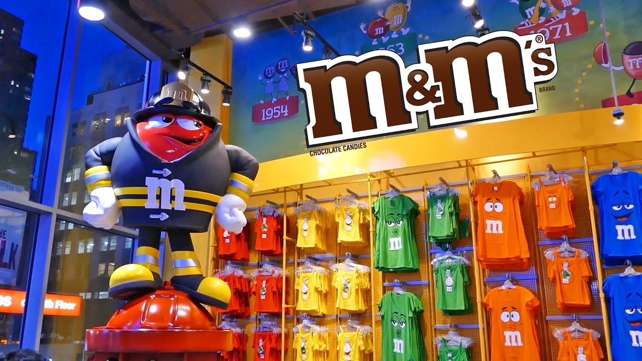 M&M World NYC