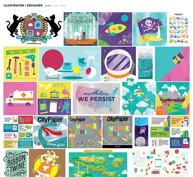 Did you know we provide custom illustration? We love our design clients, but enjoy a little illustration on the side! Check out some of our favorite projects at rasager.com