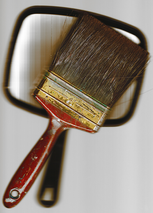 Not The Shadow Of This Brush
