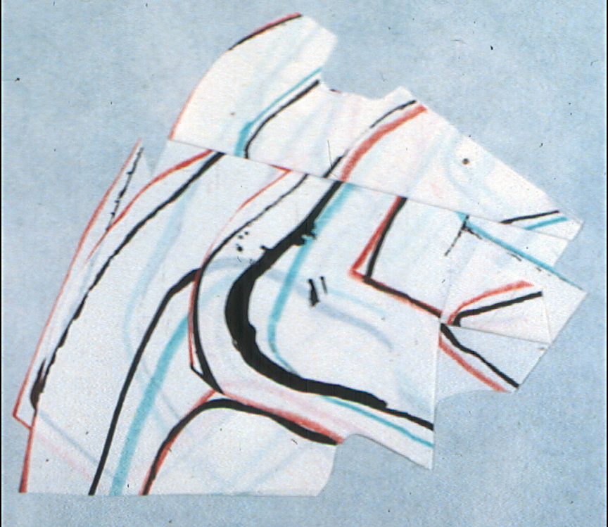Cut and Folded