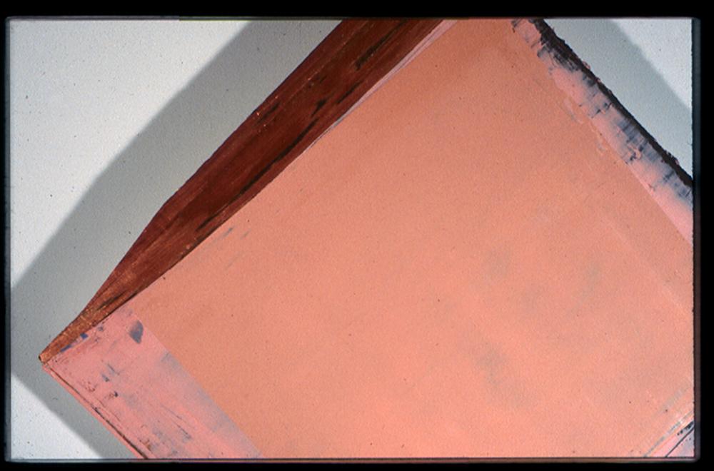 Big Pink Wedge detail