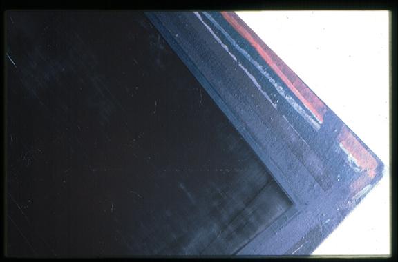 Blackstrap detail