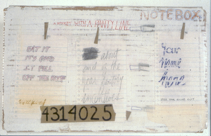 Notebox