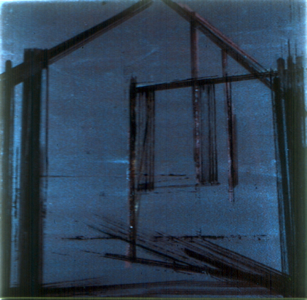 Pressed Against The Window panel 01