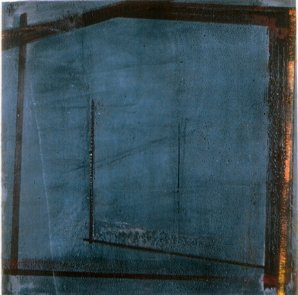 Pressed Against The Window panel 03