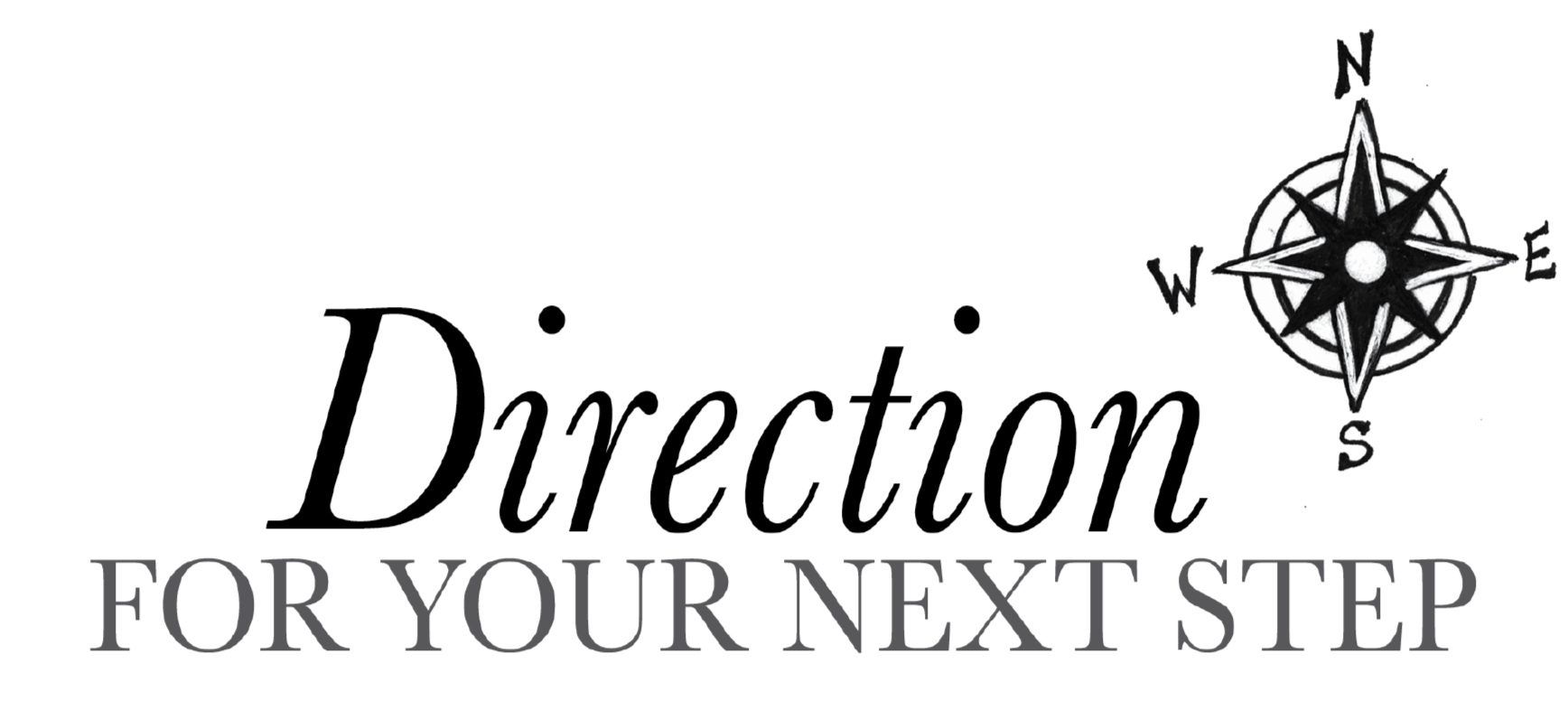 Direction For Your Next Step - The Accourage