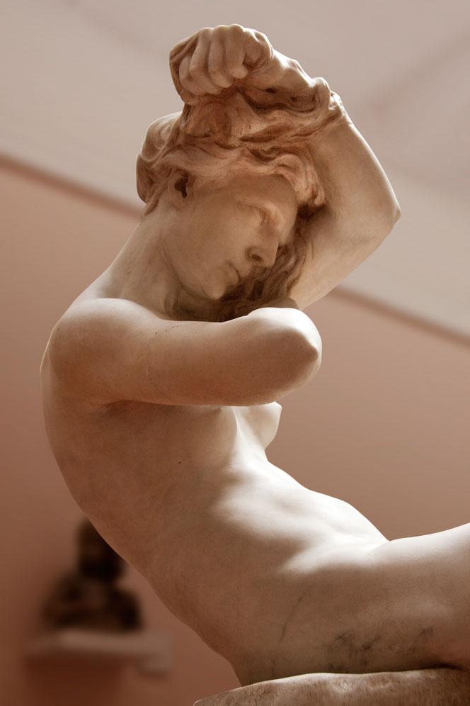 The Pietro Canonica Museum In Rome