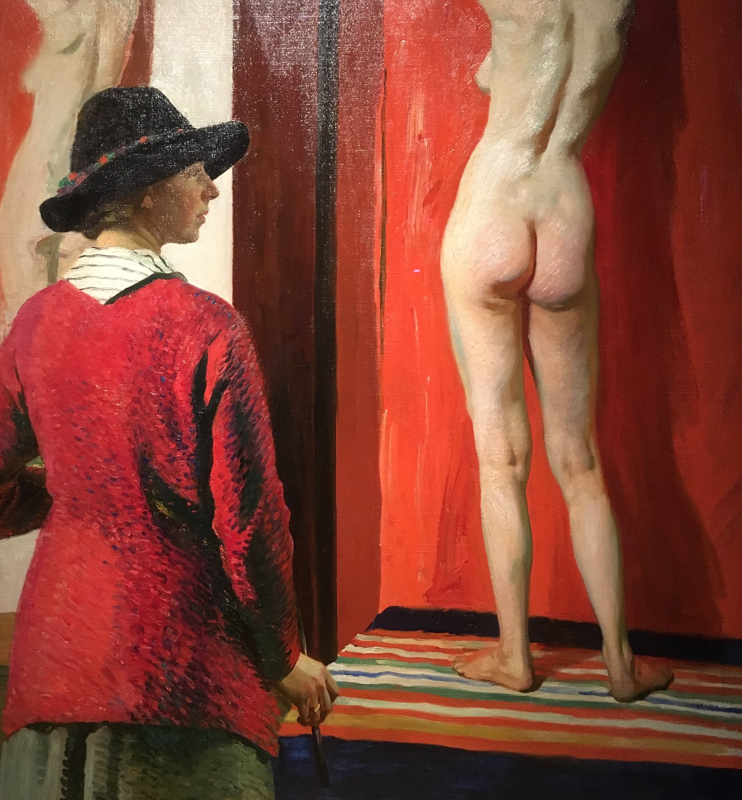 Dame Laura Knight - ©National Portrait Gallery