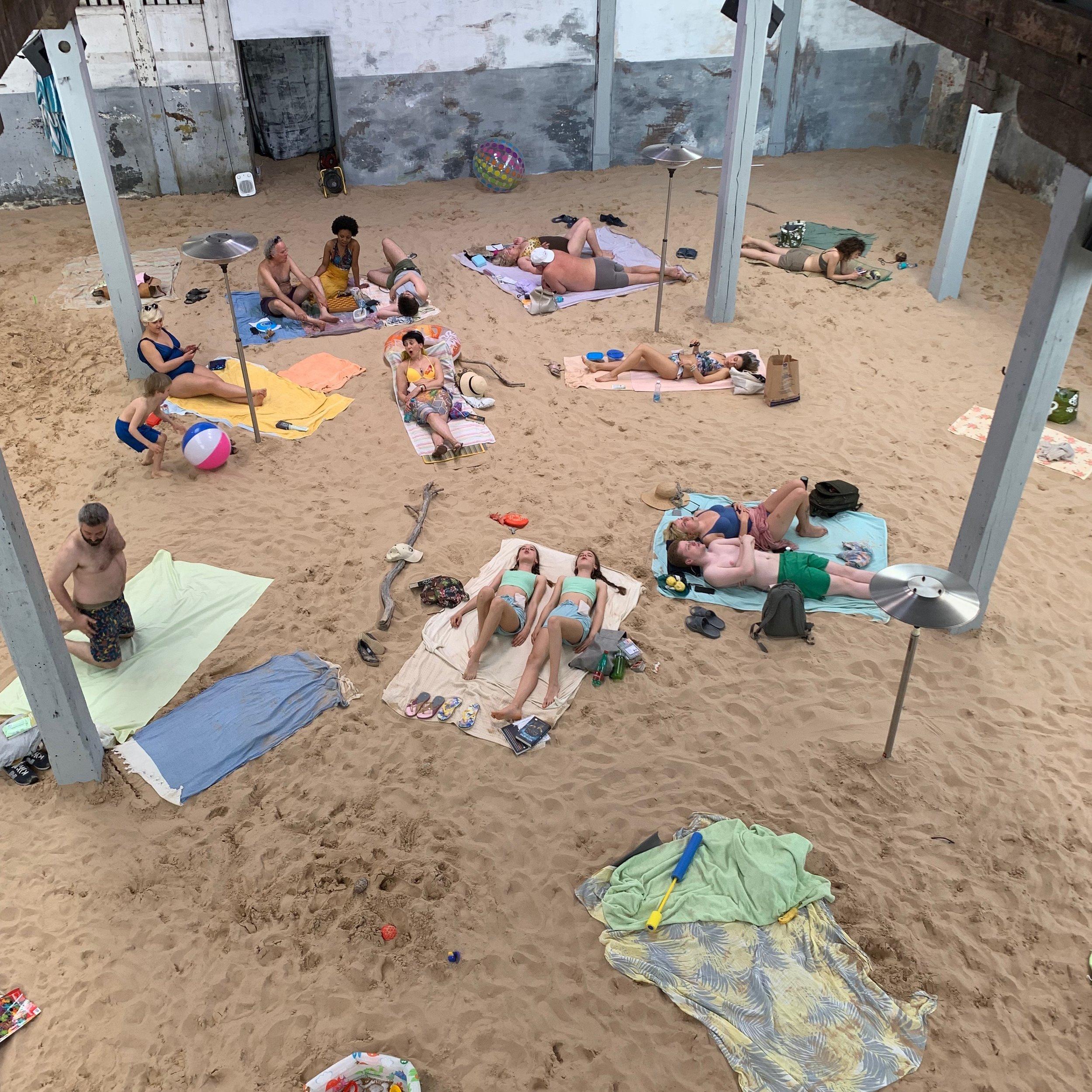 Sun & Sea (Marina) Lithuania 58th Venice Biennale