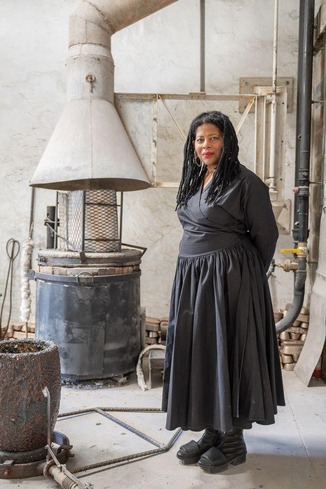 Simone Leigh, the winner of the Hugo Boss Prize David Heald/© The Solomon R. Guggenheim Foundation