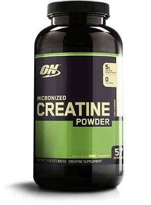 Creatine - Creatine has been shown to increase recovery times during exercise, increase lean muscle, and increase strength.