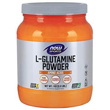Glutamine - Glutamine has been shown to improve gut health, decrease recovery times, and encourage muscle growth.