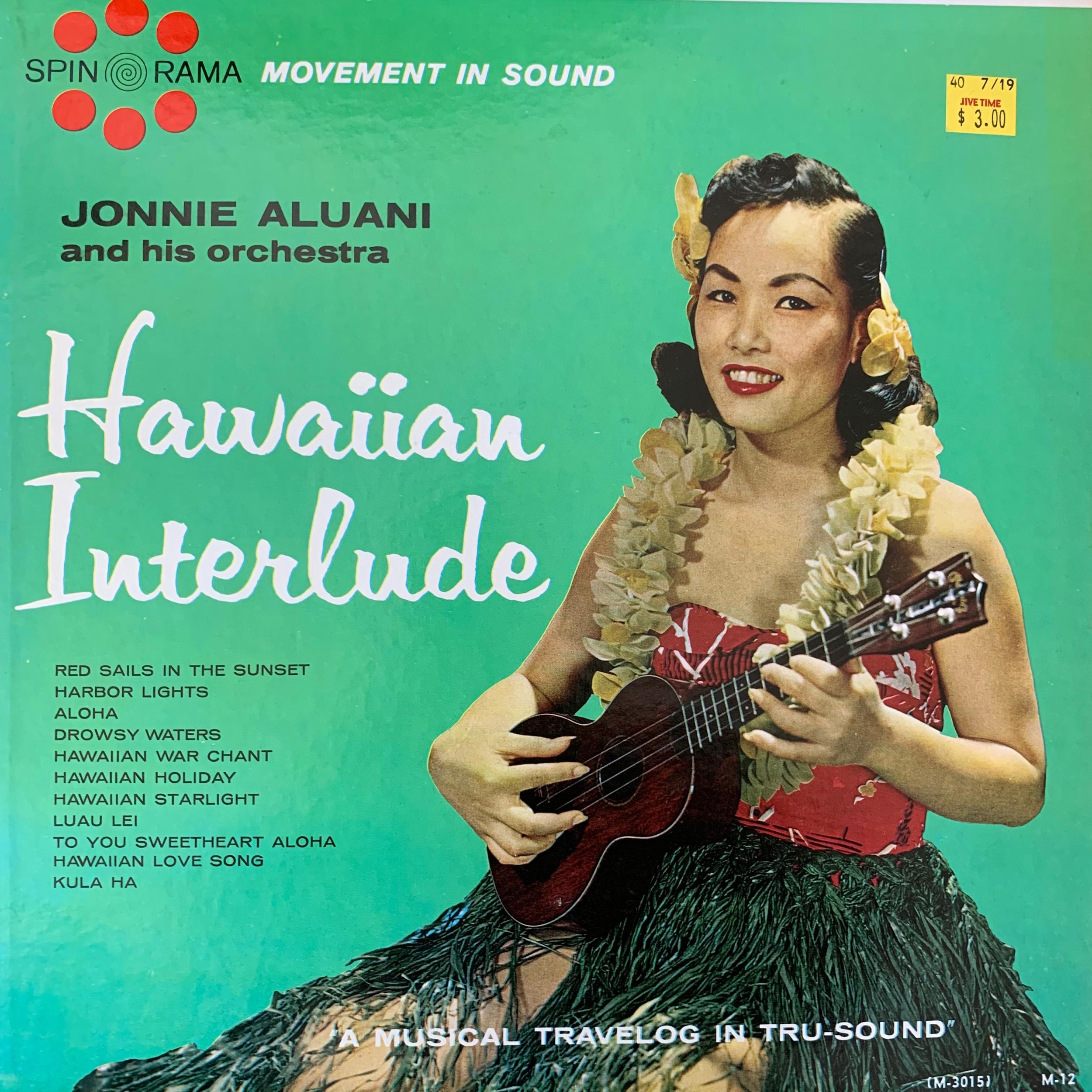 Jonnie Aluani, 1960