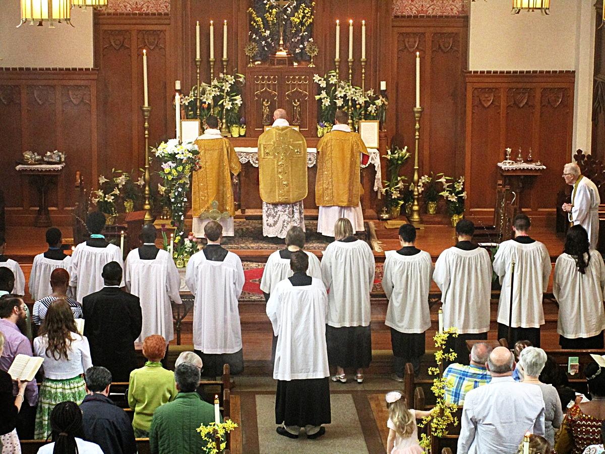 worship - Explore our worship through Word and Sacrament.
