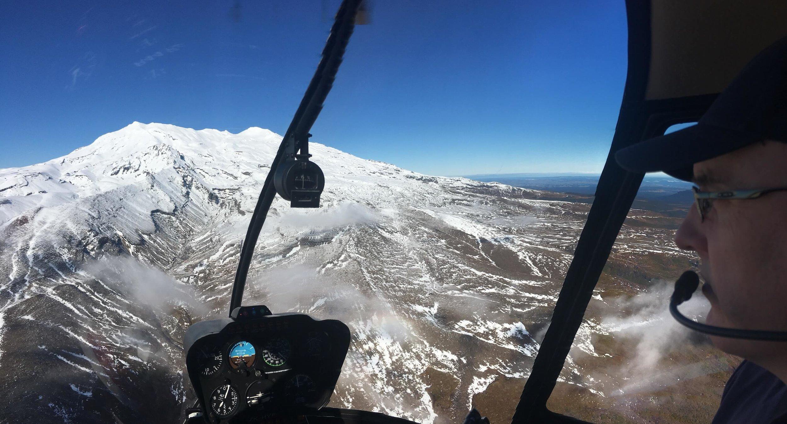 Mt flying training Ruapehu.jpg