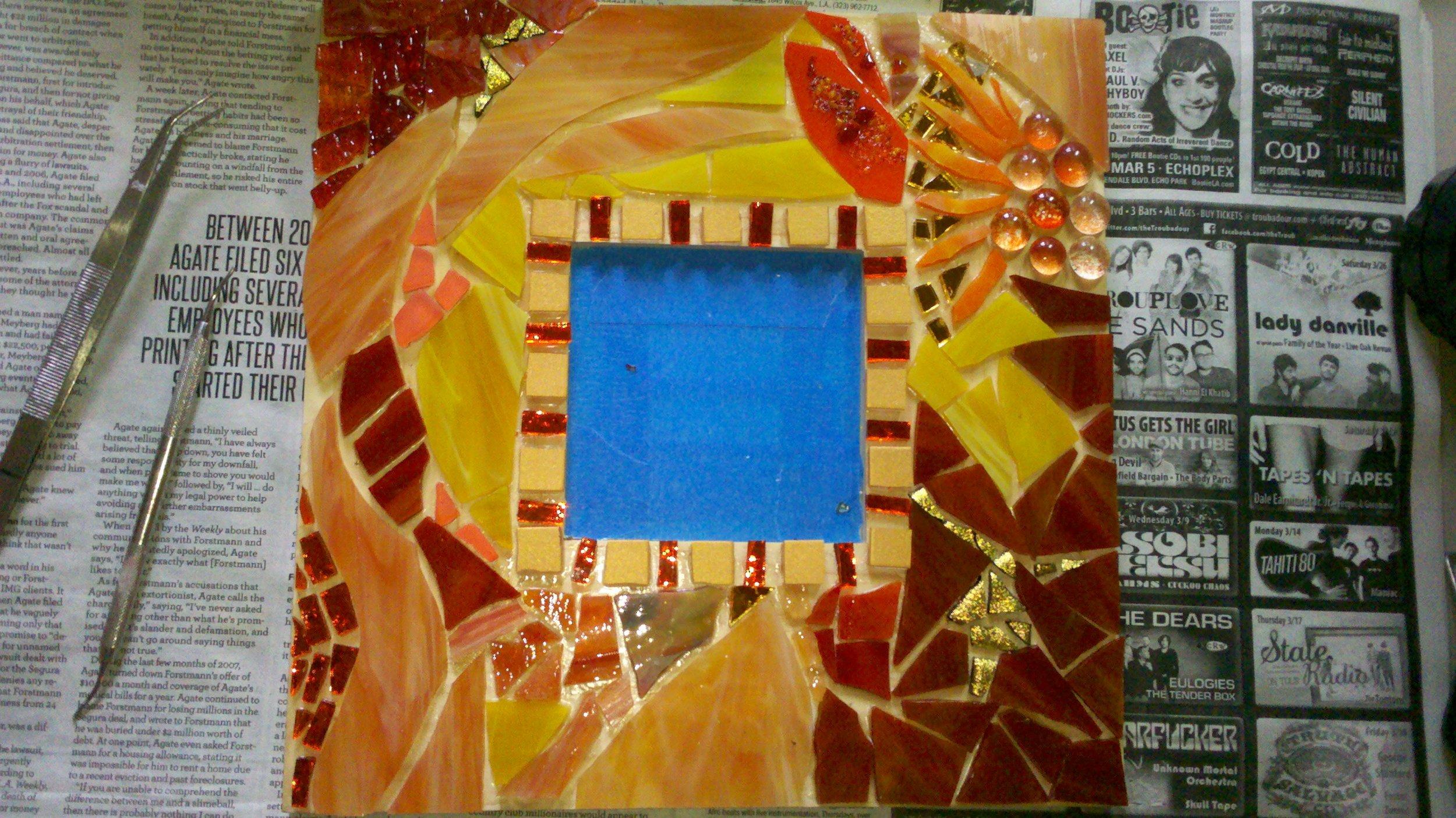 2011 - Orange Mirror - 01.jpg