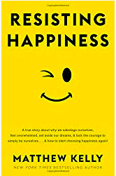 This book really helped me hone in on my purpose and what makes it so hard to do the things that actually make me happy. -