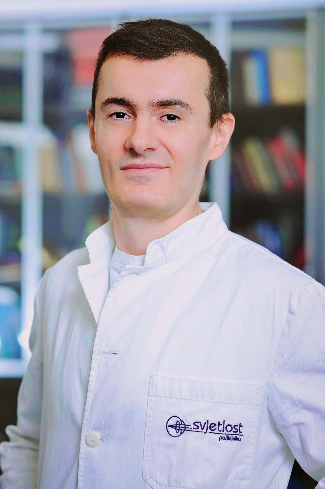 Ratko Lazic, MD (Croatia)