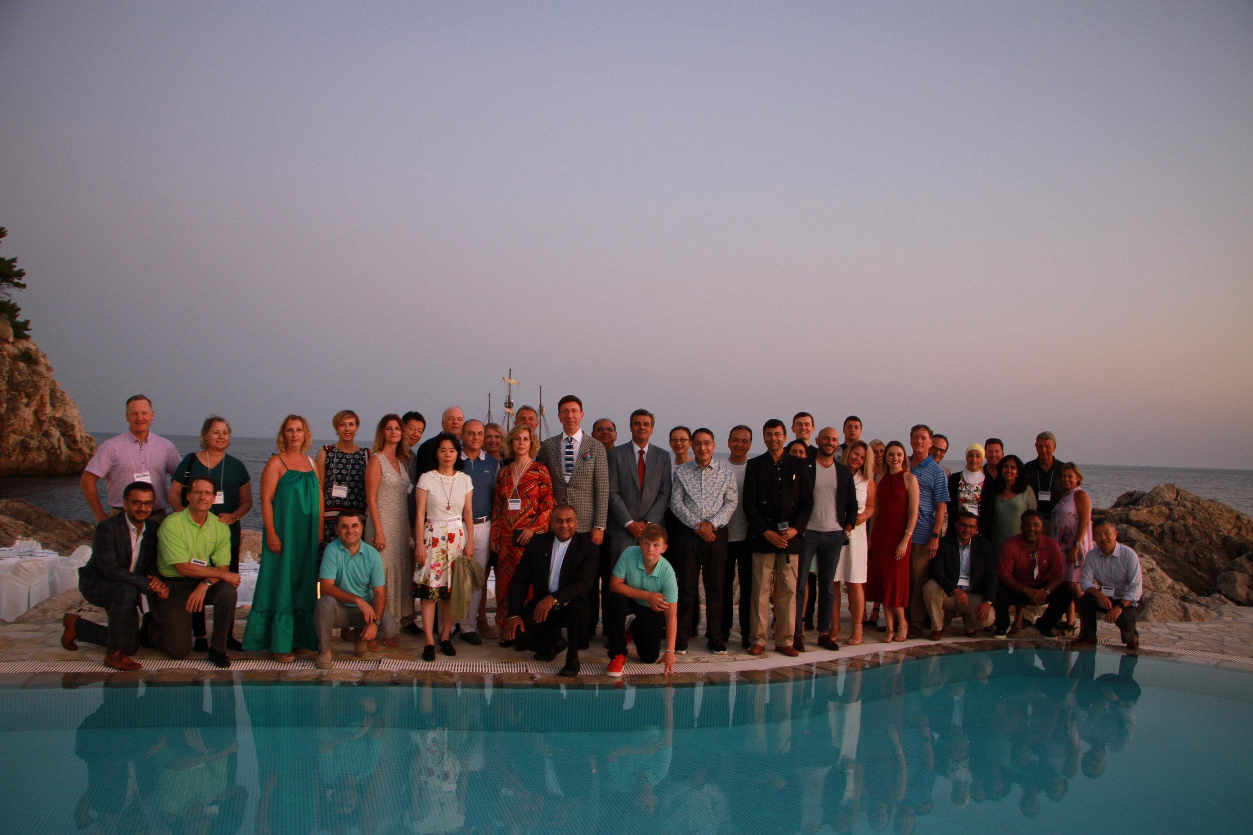 Group Photo: Dubrovnik, Croatia August 9, 2019