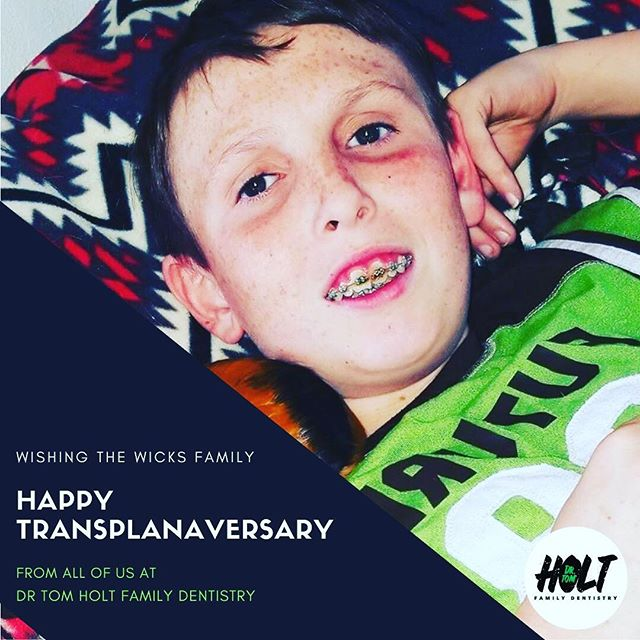 Last month we asked our Facebook family to share what they were thankful for; we were moved with so many powerful submissions. Thank you all! We want to take a moment to recognize the Wicks family, who shared the story of their son celebrating his 9th transplanaversary, and their gratitude to the donor family, whose incredible gift made this second chance possible. We are touched by this story, and we want our Facebook family to join us as we remember the importance of organ donation, and the tremendous impact it can have in the life of a family. We invite you to learn more about the work of Donate Life America, and sign up to be a Donor by visiting: https://www.donatelife.net/.