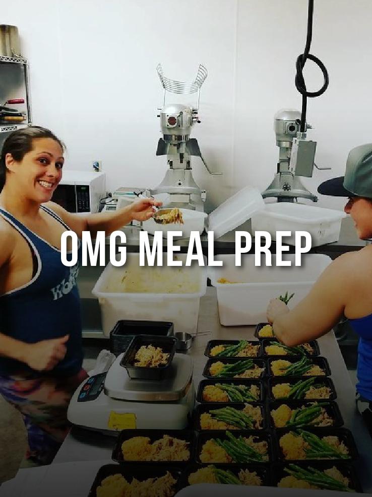OMG Meal Prep