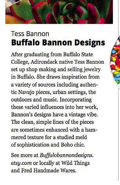 Buffalo Magazine, 2017