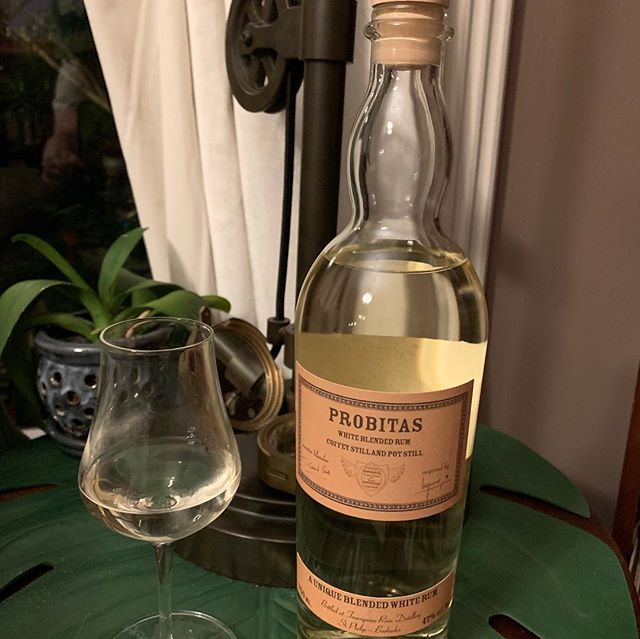 """Proof pure, white rum can taste amazing!  This stuff has the Jamaican funk for sure but it's a more subdued rock steady with the Bajan rum rounding it out compared to Stolen overproof's aggressive dancehall reggae. """"Unsullied by sophistic additives."""" It's island time!"""