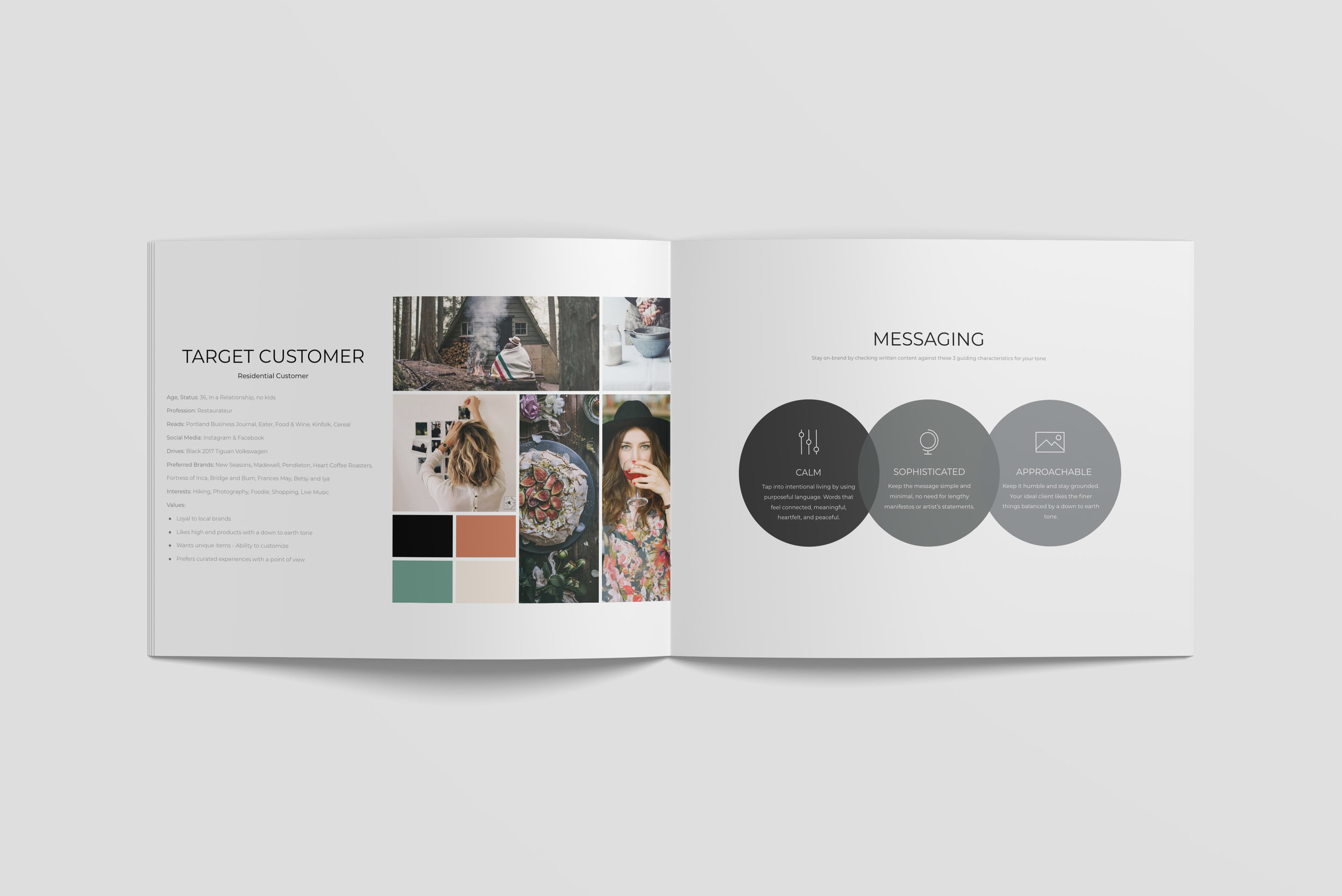 Brand Book   *imagery in moodboards are pulled from online sources and used internally, not intended for commercial use