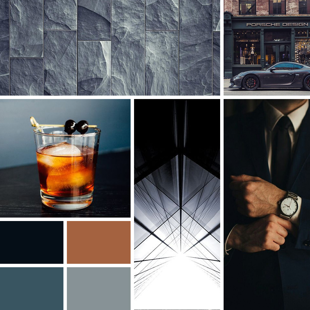 Brand Moodboard   *imagery in moodboards are pulled from online sources and used internally, not intended for commercial use