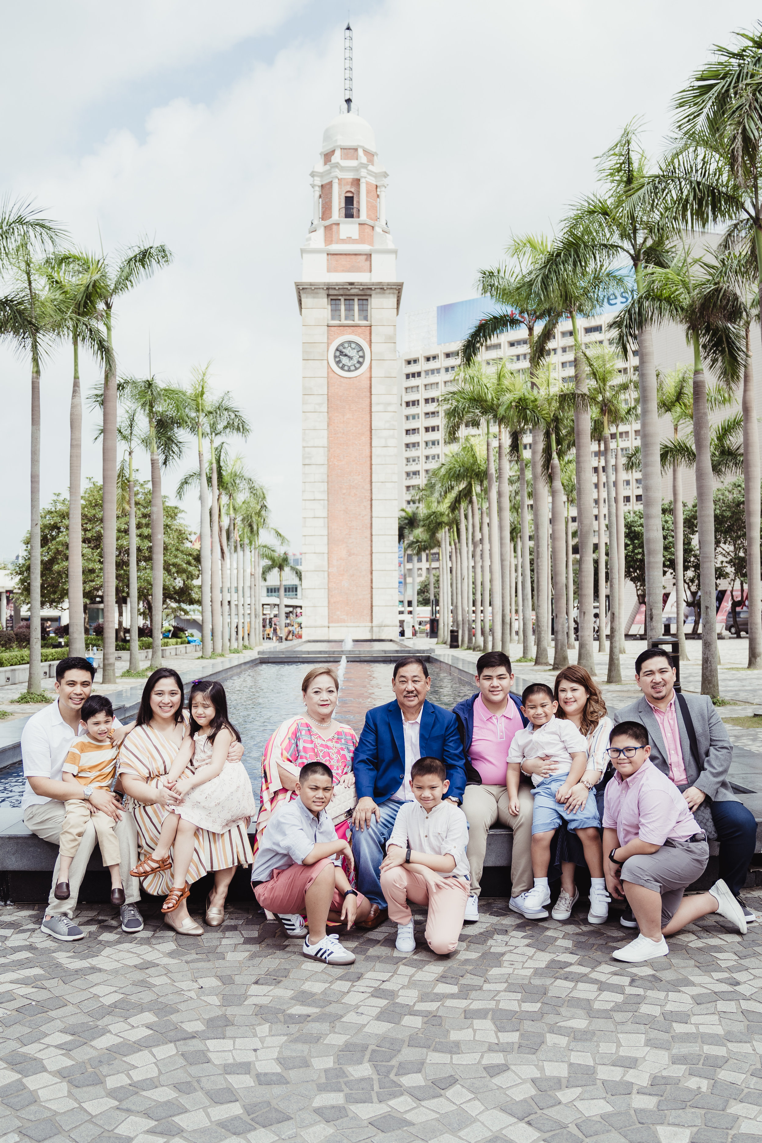 Together is a Wonderful Place to Be - Sometimes you will never know the value of a moment until it becomes a memory. We are so happy to have taken photos for this travel-loving clan.