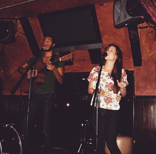 #tbt 🤡 Remember when we played in the attic at Red Rock (now State Social House) in 2012?! 👉 shoutout to the OGs who were at those shows 📸 @steffersazali #drovershy #frands #livemusic