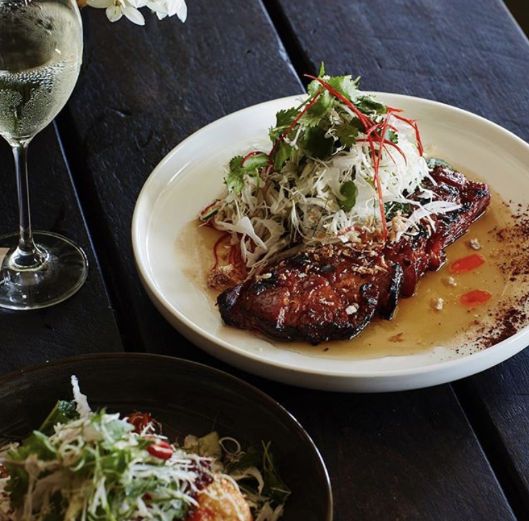Bang Bang - Opened in October '18 Bang Bang offers delicious, fresh and fiery mod-Asian food. Think of a pared back Chin Chin. It gets pretty popular so booking for groups >2 is important.