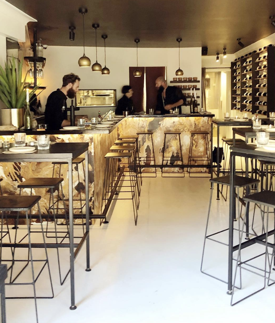 Supernatural - This natural wine bar is the new kid on the block! It only opened in mid-March but is already serving up delicious food and all natural wines. Fingers only dining. Lots of fun and excellent staff. They don't have a website yet so follow their insta page for the address @supernaturalcellars