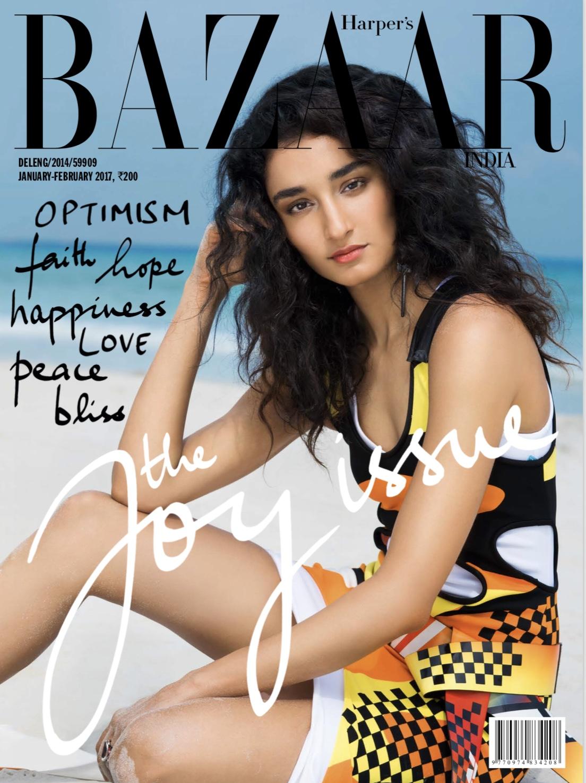 Harper Bazaar: Feature Article on Optimism