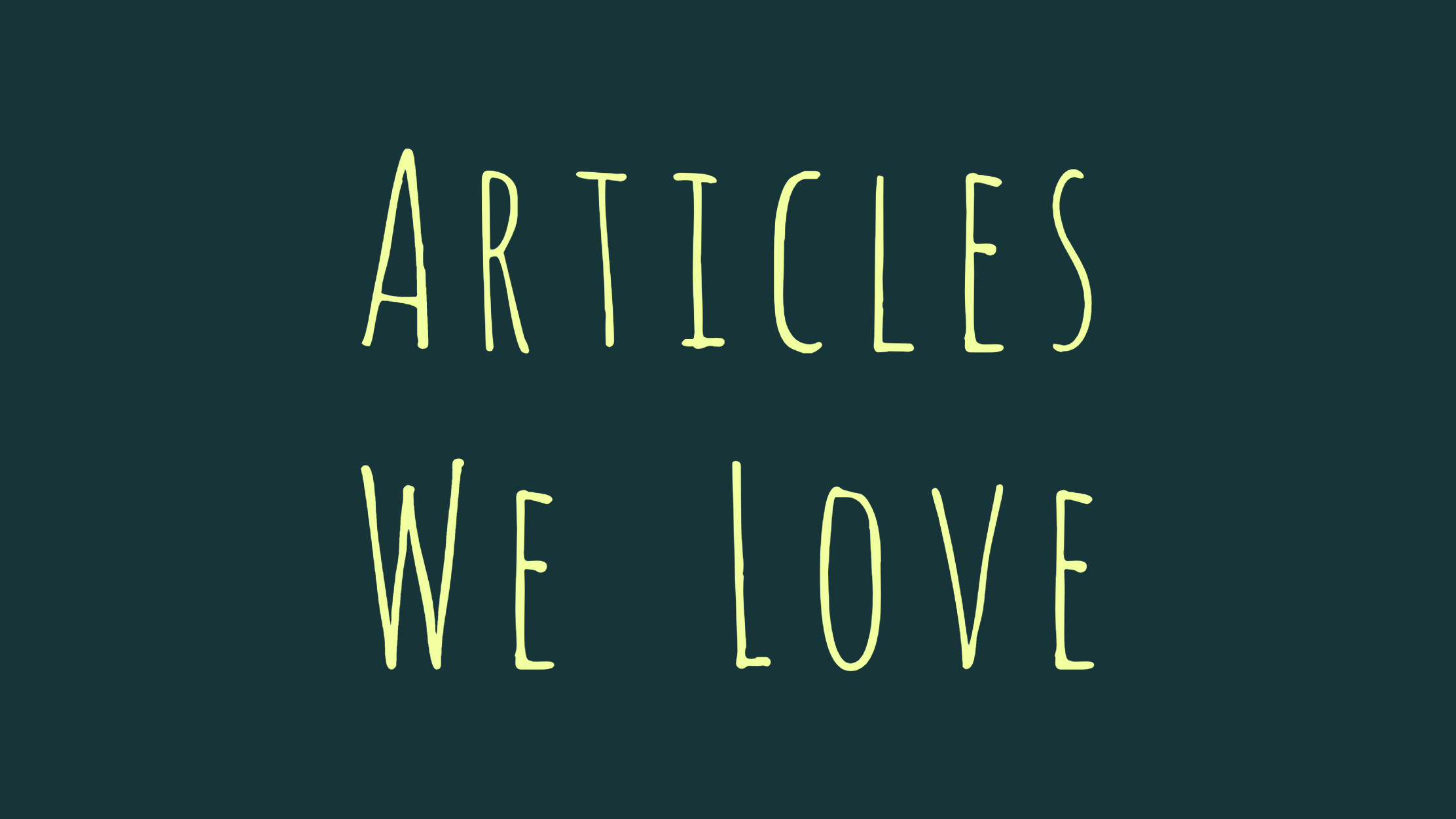 Links to articles that explore the importance of diverse programming including editorials, implementation methods, profiles of composers and programs, studies, and other topics.