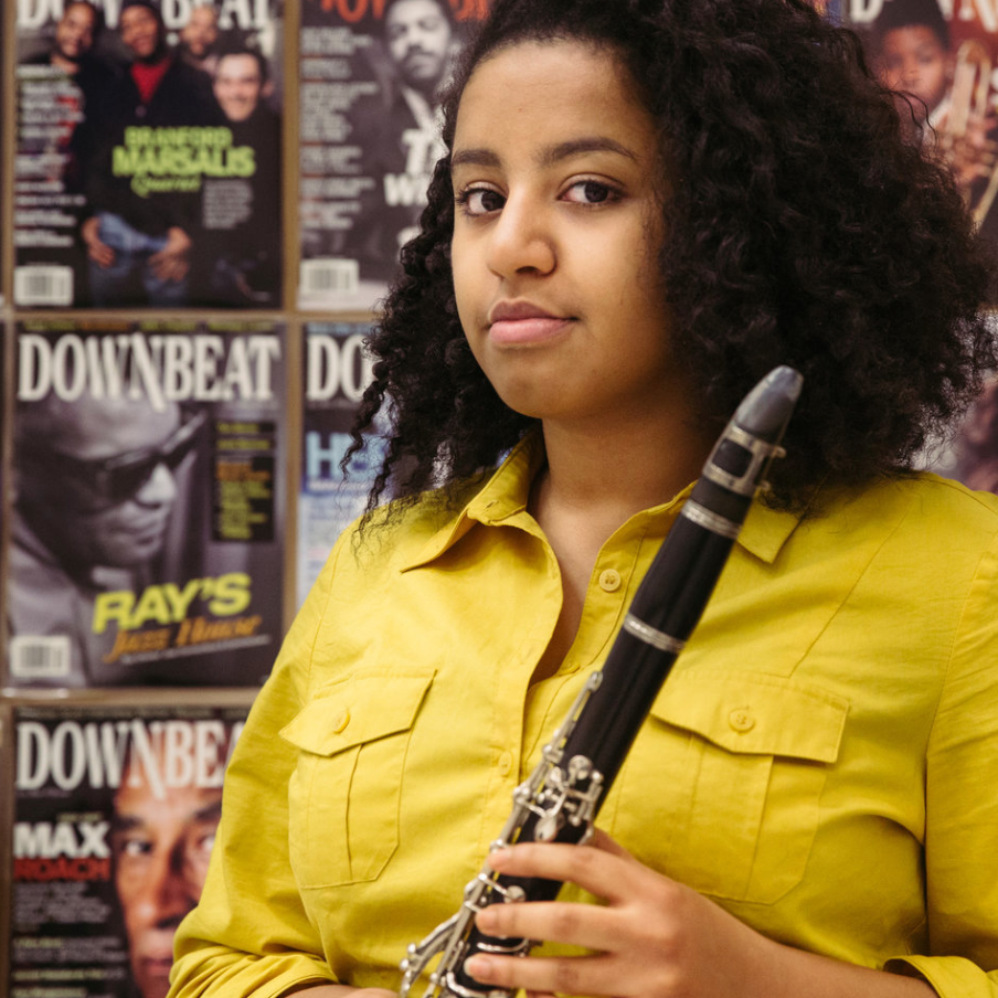 Why This High School Band Is Buying Music From Composers Of Color This Year - Solvejg Wastvedt