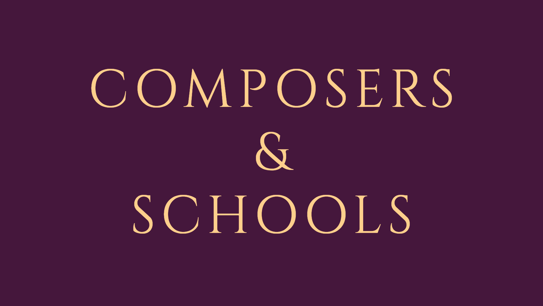 Lisa Oman, of San Francisco Contemporary Music Players, runs this commissioning program designed to facilitate collaborative music commission opportunities for high school ensembles and American composers. Check out their past project and see how you can get involved by submitting an inquiry form.