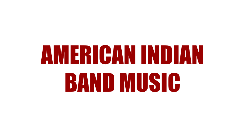 Composer Brent Michael Davids of the Stockbridge Munsee Community offers several original works for band based on his experiences and heritage as a Native American musician. Check out his resource page for educational lessons to facilitate deeper understanding from your ensemble.