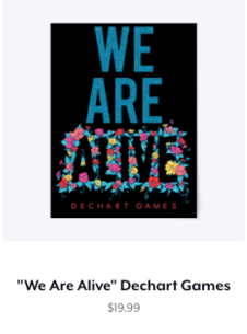 We Are Alive Poster